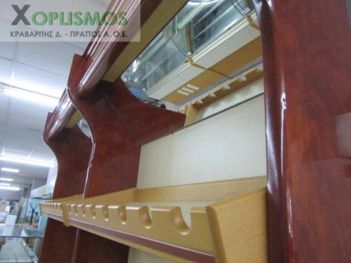 vitrina zaxaroplasteiou xylini 4 500x375 - Επιδαπέδια Βιτρίνα Ξύλινη