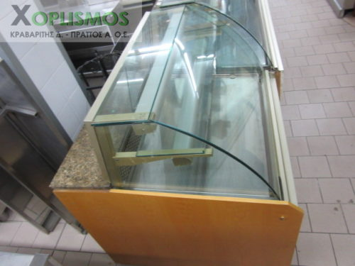 vitrina zeston me tapsia 4 500x375 - Βιτρίνα ζεστών 1m