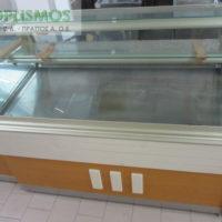 vitrina zeston me theseis gia tapsia 1 1 200x200 - Βιτρίνα ζεστών 150cm