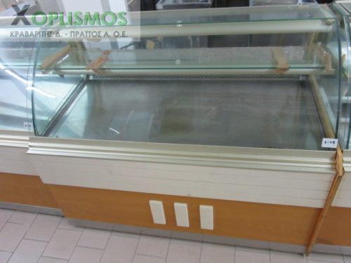 vitrina zeston me theseis gia tapsia 1 1 500x375 - Βιτρίνα ζεστών 150cm