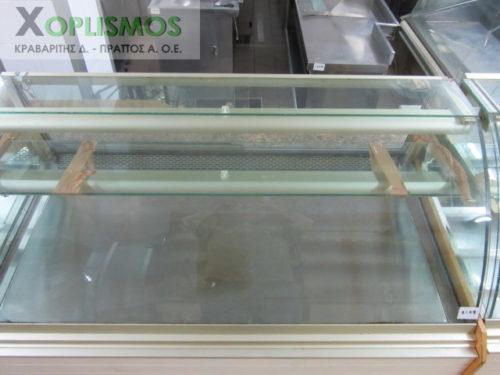 vitrina zeston me theseis gia tapsia 2 1 500x375 - Βιτρίνα ζεστών 150cm