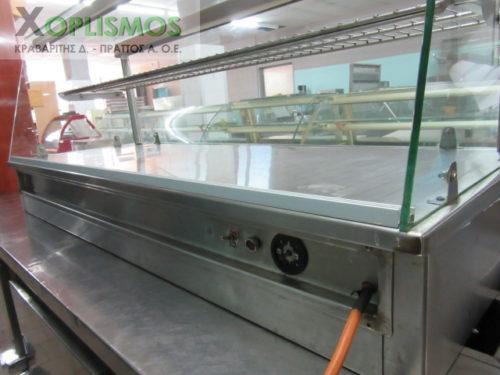 vitrina zeston tyropitiera 5 500x375 - Βιτρίνα ζεστών - Τυροπιτιέρα