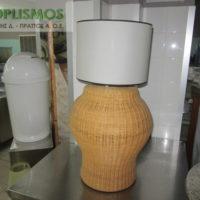 epidapedio psathino fotistiko 1 200x200 - Φωτιστικό επιδαπέδιο μπαμπού