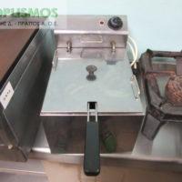 friteza 7 liters 1 200x200 - Φριτέζα μονή 7 λίτρων