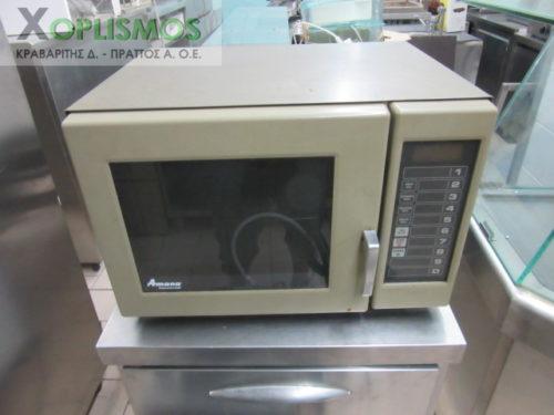 microwave AMANA 1 500x375 - Φούρνος μικροκυμάτων AMANA