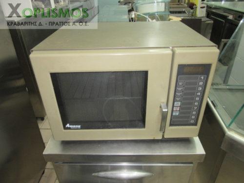 microwave AMANA 2 500x375 - Φούρνος μικροκυμάτων AMANA