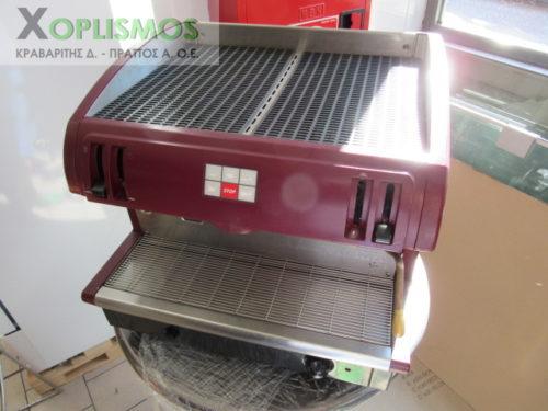 mixani espresso faema 4 500x375 - Μηχανή εσπρέσσο μονό γκρούπ FAEMA