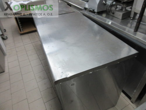 pagkos psygeio 6 500x375 - Πάγκος Ψυγείο 2m