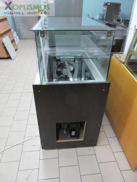 psygeio salaton 90cm 3 - Ψυγείο σαλατών 90 εκ.