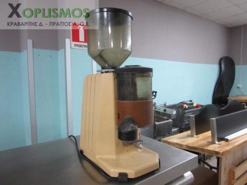san marco koftis espresso 2 500x375 - Μύλος κόφτης καφέ εσπρέσσο SAN MARCO