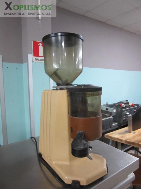 san marco koftis espresso 3 - Μύλος κόφτης καφέ εσπρέσσο SAN MARCO