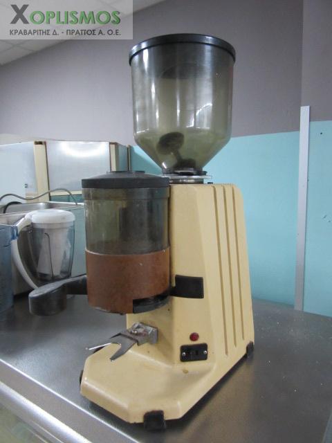 san marco koftis espresso 4 - Μύλος κόφτης καφέ εσπρέσσο SAN MARCO