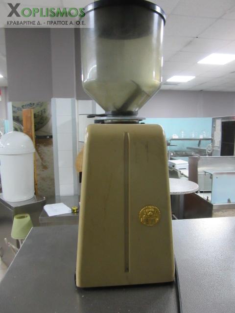 san marco koftis espresso 5 - Μύλος κόφτης καφέ εσπρέσσο SAN MARCO