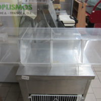 vitrina fiberglass 2 200x200 - Επιτραπέζιο Βιτρινάκι