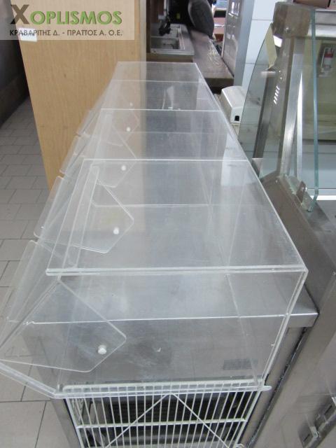 vitrina fiberglass 4 - Επιτραπέζιο Βιτρινάκι