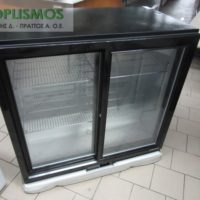 ICG 208SB INTERCOOL BACK BAR COOLER VITRINA 1 200x200 - Ψυγείο Βιτρίνα ICG-208SB INTERCOOL