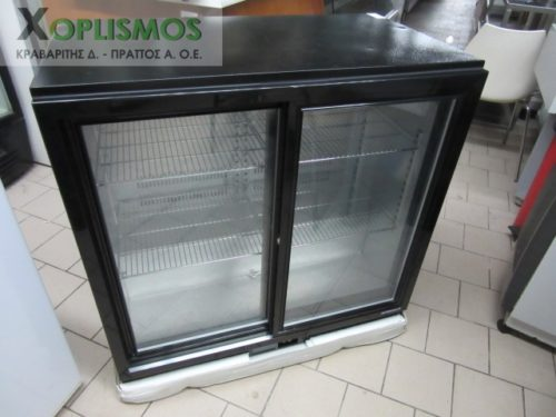 ICG 208SB INTERCOOL BACK BAR COOLER VITRINA 1 500x375 - Ψυγείο Βιτρίνα ICG-208SB INTERCOOL