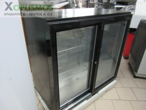 ICG 208SB INTERCOOL BACK BAR COOLER VITRINA 2 500x375 - Ψυγείο Βιτρίνα ICG-208SB INTERCOOL