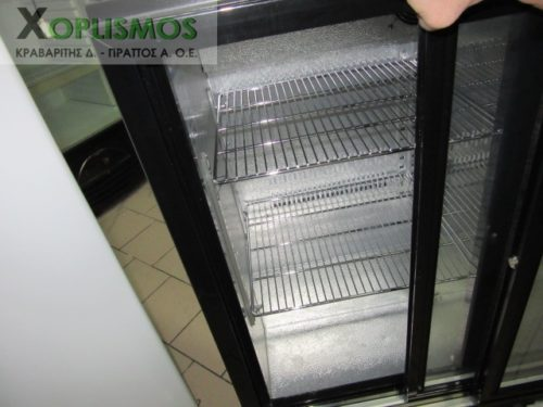ICG 208SB INTERCOOL BACK BAR COOLER VITRINA 6 500x375 - Ψυγείο Βιτρίνα ICG-208SB INTERCOOL
