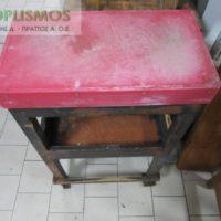 pagkos kopis polyethylen 1 200x200 - Πάγκος κοπής ορθογώνιος