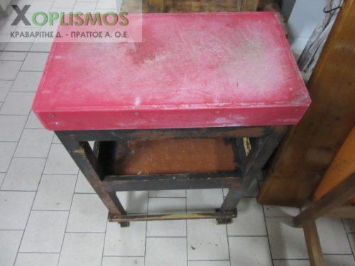 pagkos kopis polyethylen 1 500x375 - Πάγκος κοπής ορθογώνιος