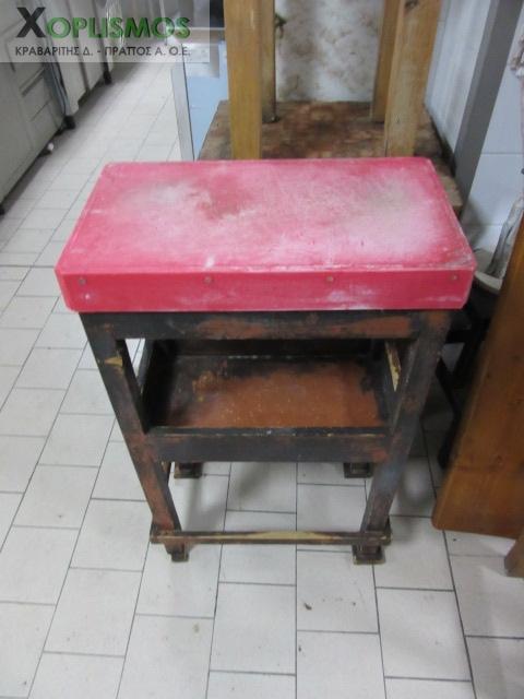 pagkos kopis polyethylen 2 - Πάγκος κοπής ορθογώνιος