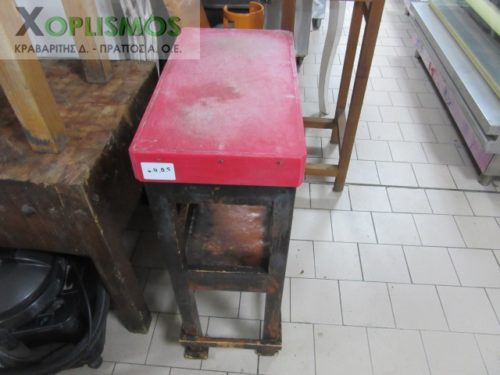 pagkos kopis polyethylen 3 500x375 - Πάγκος κοπής ορθογώνιος