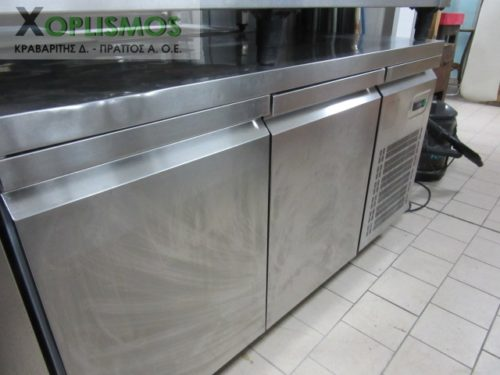 pagkos psygeio inox 1 500x375 - Πάγκος ψυγείο 1,5μ