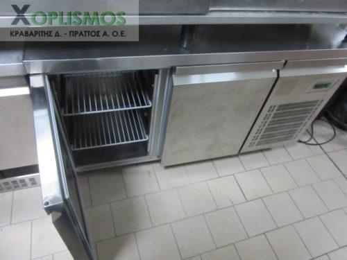 pagkos psygeio inox 3 500x375 - Πάγκος ψυγείο 1,5μ