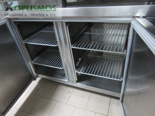 pagkos psygeio inox 5 500x375 - Πάγκος ψυγείο 1,5μ