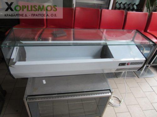 epitrapezio psygeio salatiera 7 500x375 - Ψυγείο σαλατιέρα επιτραπέζια