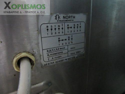 fournos ilektrikos 2 theseon north 4 500x375 - Φούρνος Ηλεκτρικός 2 θέσεων NORTH