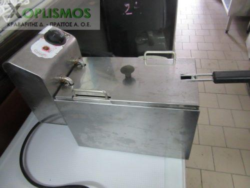 friteza moni 3 lt 4 500x375 - Φριτέζα μονή