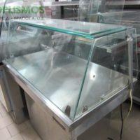 tyropitiera vitrina 1 200x200 - Βιτρίνα σφολιατών θερμαινόμενη