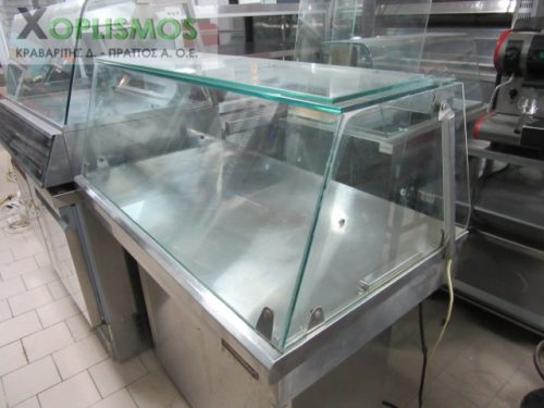 tyropitiera vitrina 1 500x375 - Βιτρίνα σφολιατών θερμαινόμενη