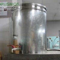vareli anoxeidoto 1 200x200 - Δοχείο κυλινδρικό ανοξείδωτο