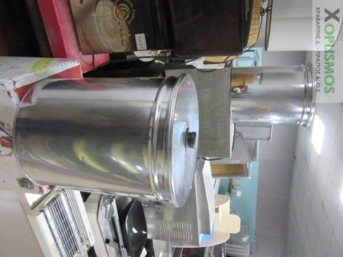 vareli anoxeidoto 5 500x375 - Δοχείο κυλινδρικό ανοξείδωτο