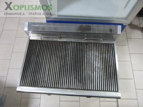 grill arris grillvapor aeriou 3 500x375 - Γκριλιέρα Arris Grillvapor