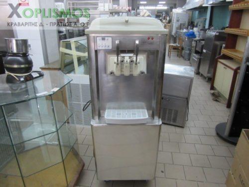 metaxeirismeni mixani pagotou 1 500x375 - Μηχανή παγωτού 3 γεύσεις