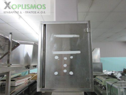 ntoulapi rafiera inox 1 500x375 - Ντουλάπι ανοξείδωτο κλειστό