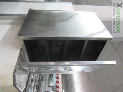 ntoulapi rafiera inox 3 500x375 - Ντουλάπι ανοξείδωτο κλειστό