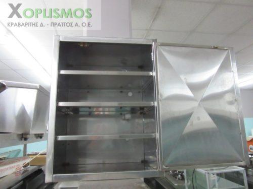 ntoulapi rafiera inox 4 500x375 - Ντουλάπι ανοξείδωτο κλειστό