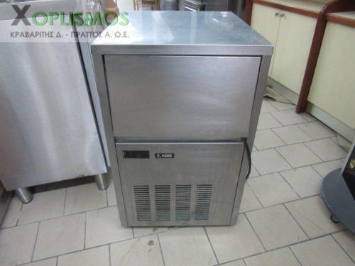 pagomixani masterfrost c400 40kgr 1 500x375 - Παγομηχανή C400 MASTER FROST