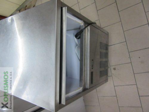 pagomixani masterfrost c400 40kgr 4 500x375 - Παγομηχανή C400 MASTER FROST