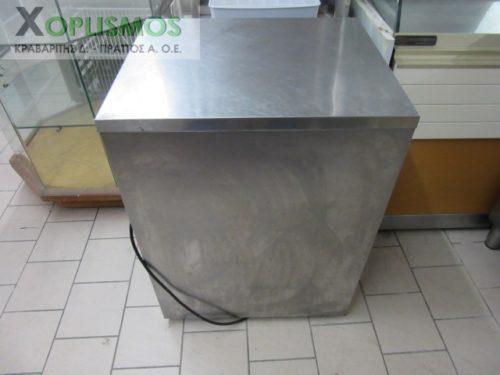 pagomixani masterfrost c400 40kgr 5 500x375 - Παγομηχανή C400 MASTER FROST