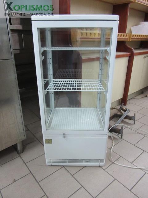 psygeio vitrina epitrapezio interteka horeca 2 - Ψυγείο βιτρίνα επιτραπέζιο Interteka