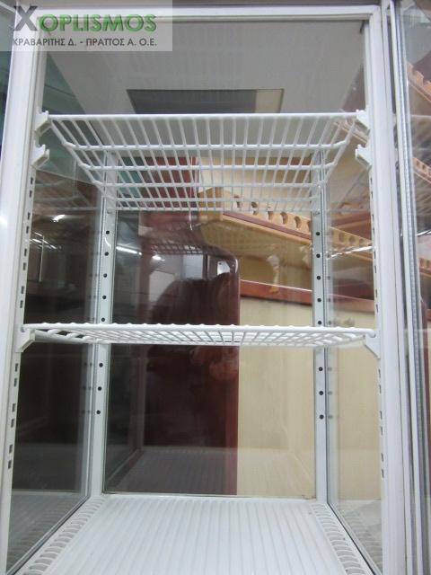 psygeio vitrina epitrapezio interteka horeca 4 - Ψυγείο βιτρίνα επιτραπέζιο Interteka
