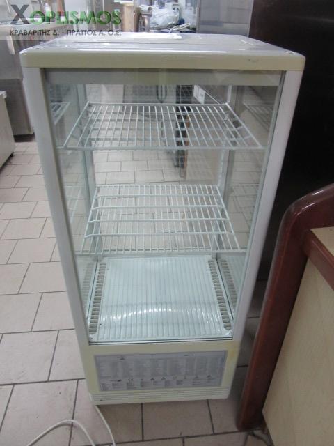 psygeio vitrina epitrapezio interteka horeca 6 - Ψυγείο βιτρίνα επιτραπέζιο Interteka