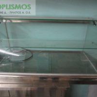 tyropitiera kourmparisti 3 200x200 - Τυροπιτιέρα βιτρίνα κουρμπαριστή