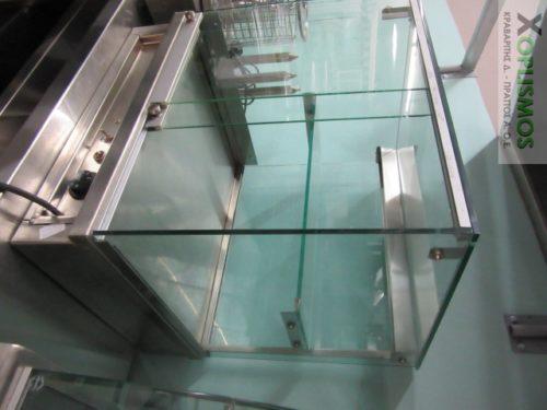 tyropitiera vitrina zeston 1 500x375 - Τυροπιτιέρα βιτρίνα